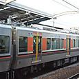 JR西日本 323系 LS01編成② モハ323形 モハ323-2