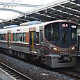 JR西日本 323系 LS01編成⑧ クモハ323形 クモハ323-1