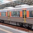 JR西日本 323系 LS04編成③ モハ322形 モハ322-16