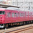 JR西日本 415系800番台 C07編成 新地域色:DIC-N-727 七尾線用