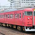 JR西日本 415系800番台  C09編成①  クハ415-809  新地域色:DIC-N-727 七尾線用
