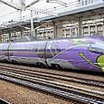 *JR西日本 500系新幹線「500 TYPE EVA」特別仕様 7000番台 V2編成