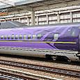 JR西日本 500系新幹線 エヴァンゲリオン特別仕様  7000番台 V2編成② 526-7004