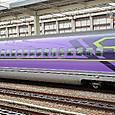 JR西日本 500系新幹線 エヴァンゲリオン特別仕様  7000番台 V2編成④ 528-7002