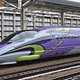 JR西日本 500系新幹線 エヴァンゲリオン特別仕様  7000番台 V2編成⑧ 522-7002