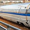 JR西日本 500系 量産先行車  東海道/山陽新幹線 W1編成③ 527形0番台 527-1