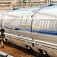 JR西日本 500系 量産先行車  東海道/山陽新幹線 W1編成⑦ 527形400番台 527-401