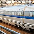 JR西日本 500系 量産先行車  東海道/山陽新幹線 W1編成⑧ 518形0番台 518-1