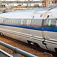 JR西日本 500系 量産先行車  東海道/山陽新幹線 W1編成⑨ 515形0番台 515-1