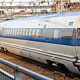 JR西日本 500系 量産先行車  東海道/山陽新幹線 W1編成⑪ 527形700番台 527-701