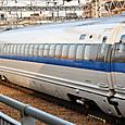 JR西日本 500系 量産先行車  東海道/山陽新幹線 W1編成⑫ 528形700番台 528-701