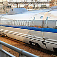 JR西日本 500系 量産先行車  東海道/山陽新幹線 W1編成⑬ 525形0番台 525-2