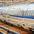 JR西日本 500系 量産先行車  東海道/山陽新幹線 W1編成⑭ 526形0番台 526-2