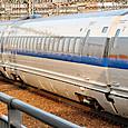 JR西日本 500系 量産先行車  東海道/山陽新幹線 W1編成⑮ 527形0番台 527-2