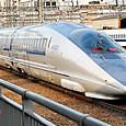 JR西日本 500系 量産先行車  東海道/山陽新幹線 W1編成⑯ 522形0番台 522-1