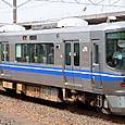 JR西日本 521系 E05編成② クモハ521形0番台 クモハ521-5