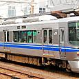 JR西日本 521系 G09編成① クハ521形0番台 クハ520-14