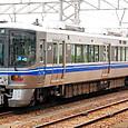 JR西日本 521系 G15編成② クモハ521形0番台 クモハ521-20