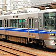 JR西日本 521系 G15編成① クハ520形0番台 クハ520-20