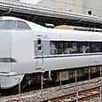 JR西日本 *681系2000番台 N01編成 特急「しらさぎ」 もと北越急行スノーラピッド