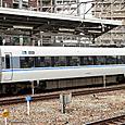 JR西日本 681系基本番台 T01編成⑥ クモハ681形500番台 クモハ681-501 特急サンダーバード
