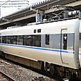 JR西日本 681系1000番台(量産改造車) T7+T18編成④ サハ680形1300番台 サハ680-1301 特急サンダーバード