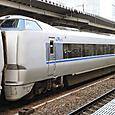 JR西日本 681系1000番台(量産改造車) T7+T18編成⑥ クハ681形1500番台 クハ681-1501 特急サンダーバード