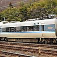 JR西日本 681系1000番台(量産改造車) T7+T18編成⑦ クハ680形1500番台 クハ680-1501 特急サンダーバード