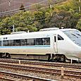 JR西日本 681系1000番台(量産改造車) T7+T18編成⑨ クハ680形1200番台 クハ680-1201 特急サンダーバード