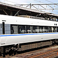JR西日本 681系基本番台 W04編成⑤ サハ680形0番台 サハ680-9 特急はくたか