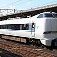 JR西日本 681系基本番台 W04編成⑥ クモハ681形500番台 クモハ681-505 特急はくたか