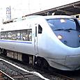 JR西日本 681系基本番台 W13編成⑨ クハ681形0番台 クハ681-4 特急はくたか