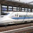 JR西日本 700系3000番台 東海道/山陽新幹線  B2編成① 723形3000番台 723-3002