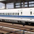 JR西日本 700系3000番台 東海道/山陽新幹線  B2編成⑦ 727形3400番台 727-3402