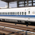 JR西日本 700系3000番台 東海道/山陽新幹線  B2編成⑬ 725形3500番台 725-3502