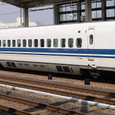 JR西日本 700系3000番台 東海道/山陽新幹線  B2編成⑮ 727形3500番台 727-3502