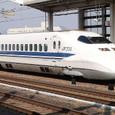 JR西日本 700系3000番台 東海道/山陽新幹線  B2編成⑯ 724形3000番台 724-3002