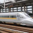 JR西日本 700系7000番台 山陽新幹線 ひかりレールスター E7編成⑧ 724形7500番台 724-7507
