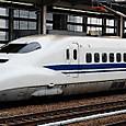 JR西日本 700系C11編成① 723-10 東海道 山陽新幹線