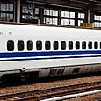 JR西日本 700系C11編成⑬ 725-610 東海道 山陽新幹線