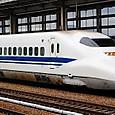 JR西日本 700系C11編成⑯ 724-10 東海道 山陽新幹線