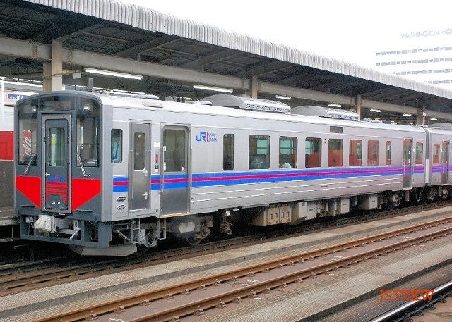 JR西日本 キハ121系/126系 一般...