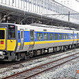 JR西日本 キハ187系500番台 智頭急行線乗入用 特急スーパーいなば 504F