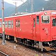 JR西日本 キハ40系 キハ41形2000番台 キハ41-2001 新地域色 新設運転台側 福知山電車区