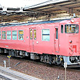 JR西日本 キハ40系 キハ47形2000番台 キハ47-2002 新地域色 岡山気動車区