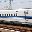 JR西日本 N700系新幹線 N06編成⑪ 786形3700番台 786-3709