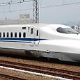 JR西日本 N700系新幹線 N06編成⑯ 784形3000番台 784-3009