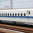 JR西日本 N700系新幹線 N06編成⑨ 776形3000番台 776-3009 グリーン車