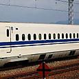 JR西日本 N700系新幹線 N06編成③ 786形3500番台 786-3509
