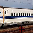 JR西日本 N700系新幹線 N06編成④ 785形3000番台 785-3009
